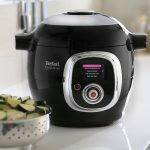 Tefal cook4me cooker