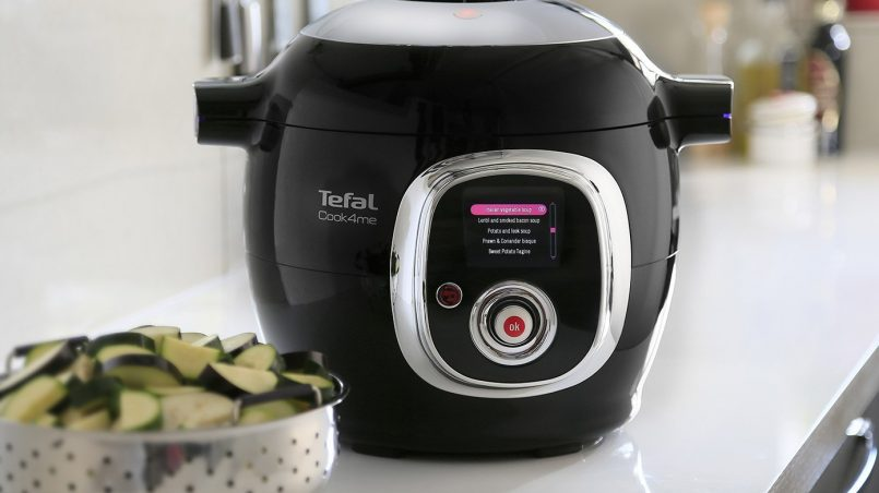 Tefal cook4me cooker