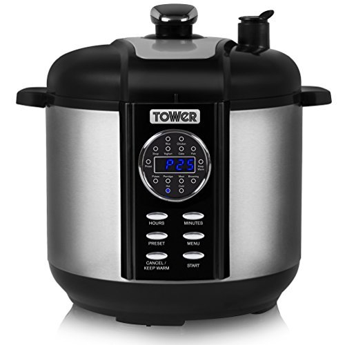 best electric pressure cookers or multi cookers in uk 2018. Black Bedroom Furniture Sets. Home Design Ideas